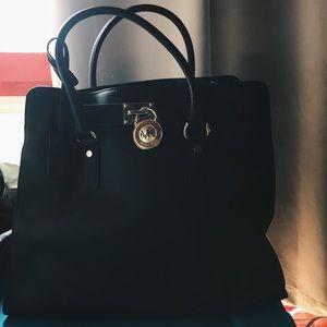 Michael Kors • black purse